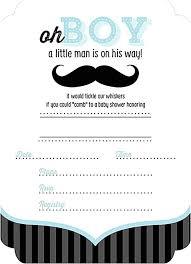 mustache baby shower invitations mustache baby shower photo mustache ba shower invitations vision