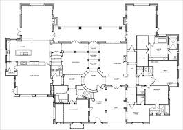 custom home floor plans valuable 5 mediterranean custom home floor plans houzz house