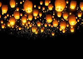 lantern kites floating lantern stock photos royalty free floating lantern