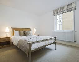 White Wooden Bedroom Blinds Winning Roman Blinds Bedroom Featuring Brown Fabric Roman Blinds
