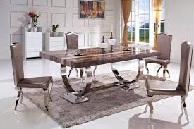 metal top kitchen table china sale stable metal legs marble top dining table ct 2018