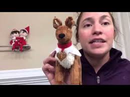 on the shelf reindeer on the shelf reindeer unboxing review