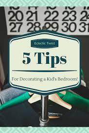 tips for decorating a kid u0027s bedroom home decor interior design