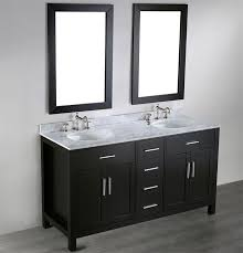 60 In Bathroom Vanity Double Sink 15 Best Black Bathroom Vanities Images On Pinterest Black