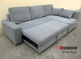 Sofa Sectional Sleepers Contemporary Sectional Sleeper Sofa