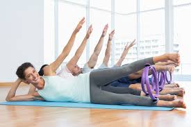 pilates ring exercise instructions livestrong com