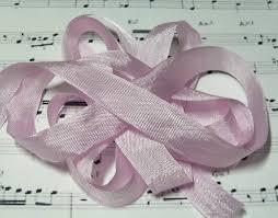 seam binding ribbon vintage seam binding ribbon pink tulip mkx 482 1 13