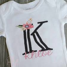 baby shower shirts best monogram shirts for baby products on wanelo