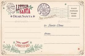 vintage letter from santa template svoboda2 com