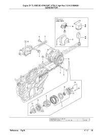 parts for yanmar 4tnv106 xtbl1