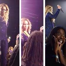 Beyonce Concert Meme - beyonce looked at me with disgust imgur