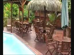 chambres d hotes guadeloupe le palmaretum hôtel guadeloupe chambres d hôtes en vidéo