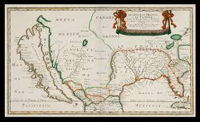 mexico map 1800 maps of mexico
