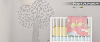 arbre chambre bébé sticker petit arbre stickers chambre enfant