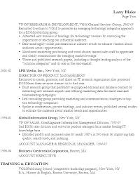 Director Resume Examples by Resume For A Director Product Management Susan Ireland Resumes