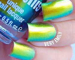 unique fun one of a kind nail polish polish me by polishmesilly