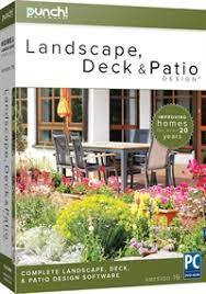 punch landscape deck u0026 patio v19 punch software official site