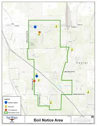 Fort Worth Map Thousands In Fort Worth Warned To Boil Water Kera News