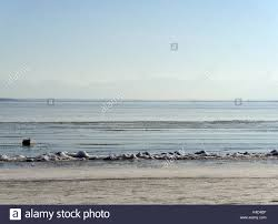 Frozen Waves Partly Frozen Lake Ammersee In January 2017 Frozen Waves Upper