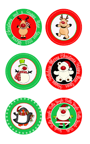 christmas cupcake toppers u2013 free printable putting on a party