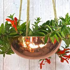 copper planters