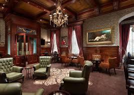 cigar lounge at the union league blta