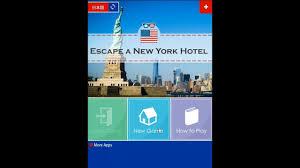 escape a new york hotel walkthrough funkyland youtube