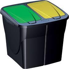 poubelle recyclage cuisine déco poubelle cuisine jaune orleans 3332 poubelle exterieur