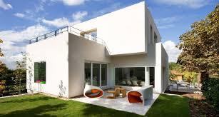 Wohnzimmer Modern Beton Individuelles Haus Modern Beton Mit 2 Ebenen Cambrils