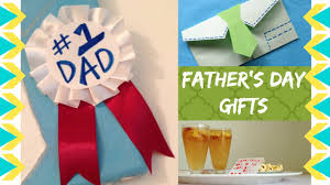 happy fathers day gifts diy simple last minute s day gifts iced tea d