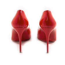 shop authentic christian louboutin red pigalle pumps at re vogue