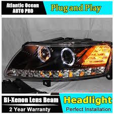 audi a6 fog light bulb auto pro car styling for audi a6 c5 headlights 2005 2012 a6 led