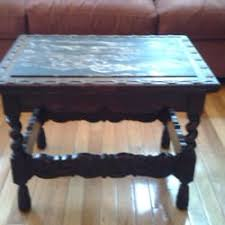 Small Table Ls Once Upon A Time Antiques Closed Antiques 36 E 11th St