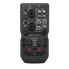 u 24 handy audio interface zoom