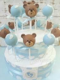 teddy bear baby shower cake pops cake pops pinterest teddy