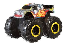 monster trucks grave digger bad to the bone mattel cbf32 wheels monster jam grave digger amazon co uk