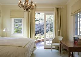 French Pleat Curtain French Pleat Curtains Living Room Transitional With Beige Walls