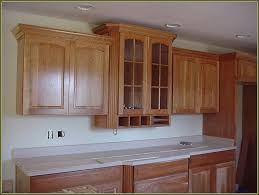 Starter Kitchen Cabinets Cove Crown Molding Crown Molding Light Box Columns And Ceiling