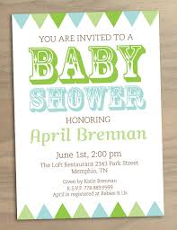 items similar to baby shower invitation or bridal shower