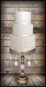 fleur de lis wedding cake wedding cakes u2013 cute sweet things