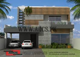 Home Design Architecture Pakistan by Adcs Architectural Design Consultancy Services