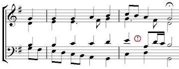 tom pankhurst u0027s choraleguide bach cadence fingerprints 4 3 2 1