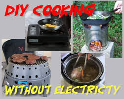 electricit cuisine cooking without electricity diy preparedness
