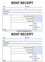 invoice template free word excel pdf personal cash receipt 05 saneme