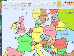 map of all the countries in europe language 113 pronunciation names of countries in