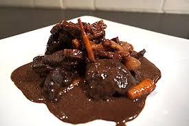 recette de cuisine civet de chevreuil civet de chevreuil la cuisine de nana