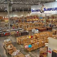 seconds surplus 35 photos building supplies 2725 s state