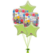 balloons in a box delivery helium luck balloon bouquet delivered helium filled balloon