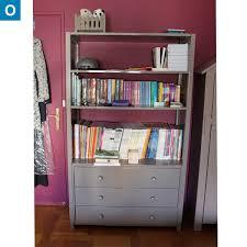 bureau laurette occasion commode bibliothèque taupe laquée baudou commode bibliothèque