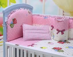 Crib Bedding Pattern Sets Cotton Baby Bedding Sets Pattern Baby Bed Bumper
